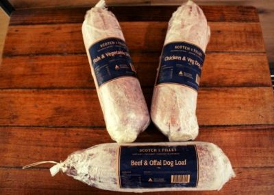 Dog Loaves from Scotch and Fillet Thrift Park