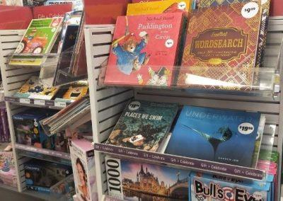 Books at Australia Post Mentone East