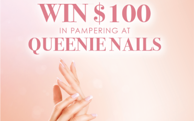 Queenie Nails August 2021 Competition